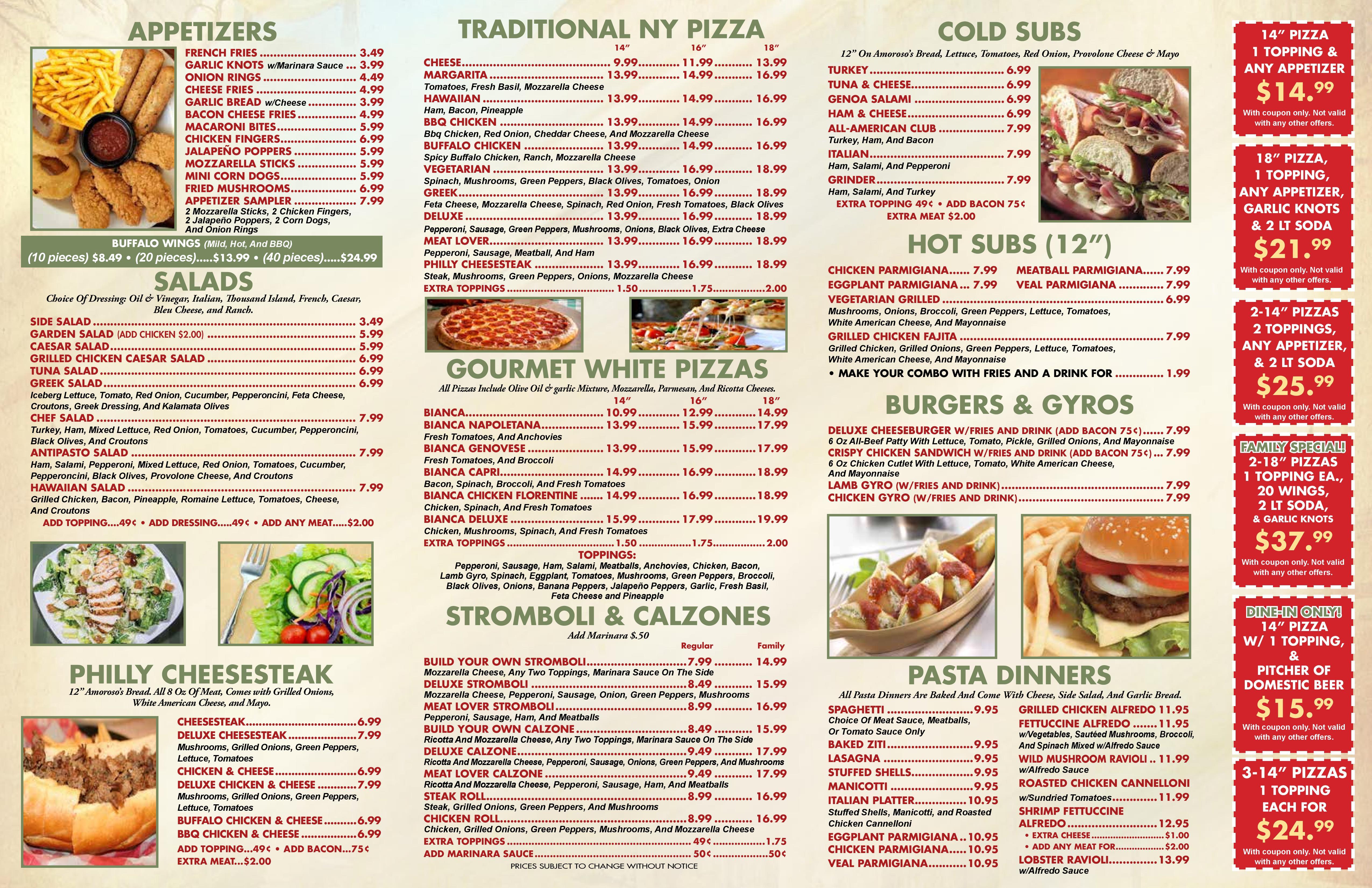 welcome to sal u0026 39 s pizza